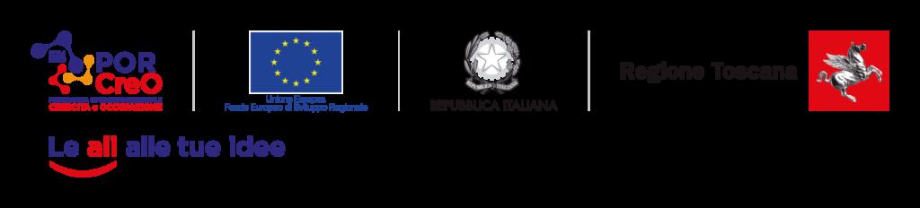Progetto cofinanziato dal POR FESR Toscana 2014-2020